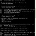 OpenWebSpider# v0.1.4 Running 2/3
