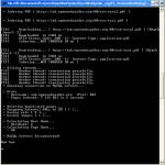 OpenWebSpider# v0.1.4 Running 3/3