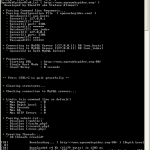 OpenWebSpider# v0.1